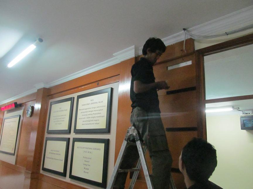 pemasangan pakarcctv di kantor pajak cimahi (5)