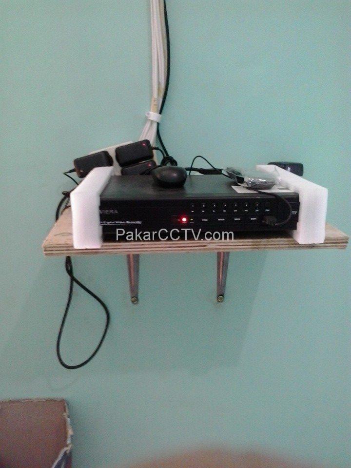 Pemasangan CCTV di Beberapa Tempat pada Markas YONIF LINUD 330 Rancaekek Bandung