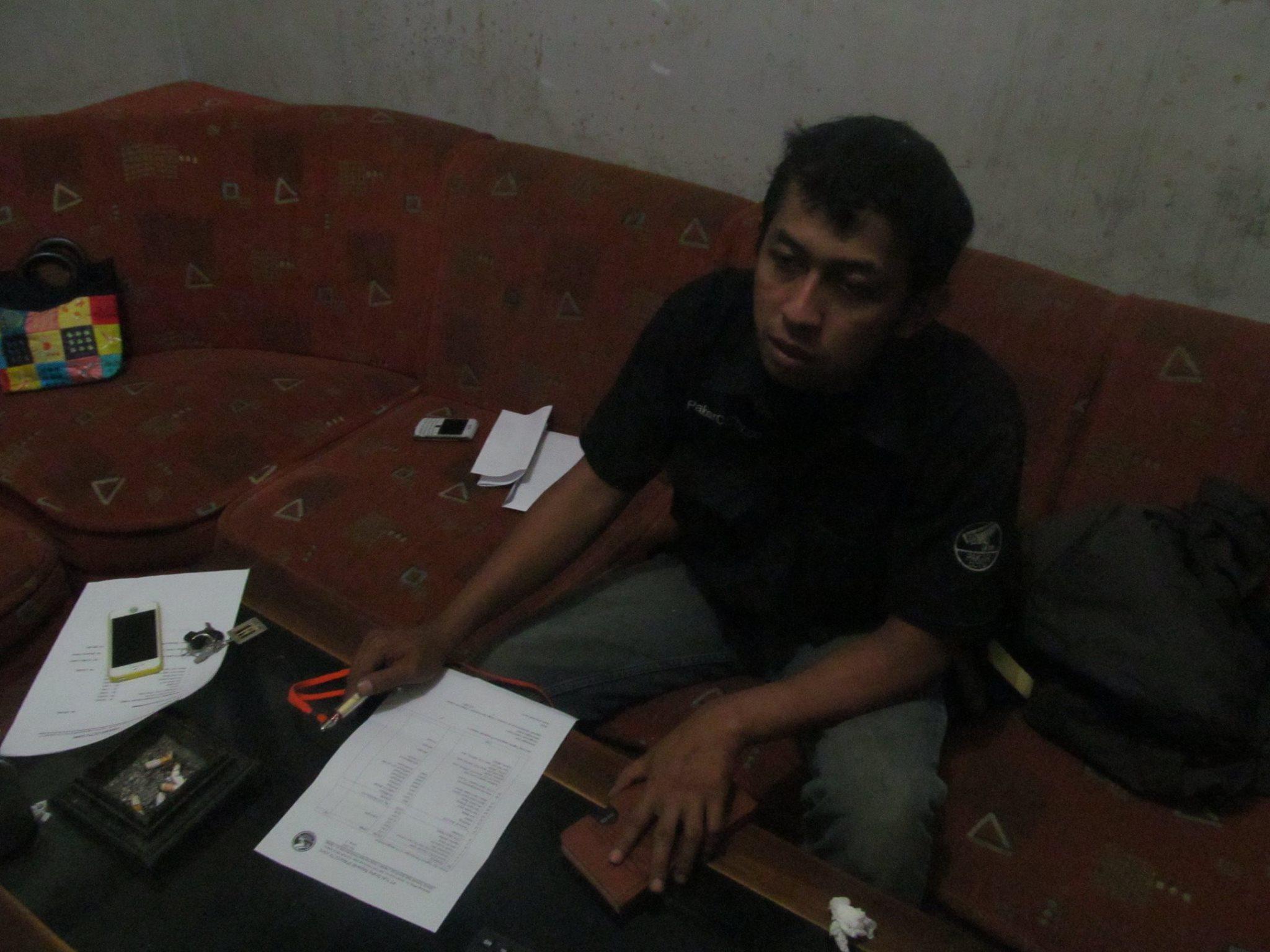 Pemasangan CCTV di Dirgantara Gempol Bandung