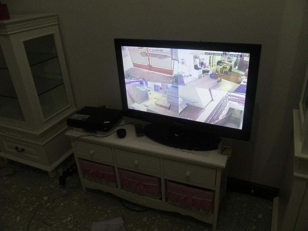 Pemasangan CCTV Pada Toko Furniture Rajawali Bandung