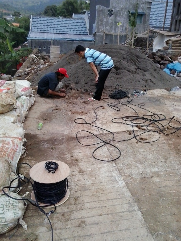 Pemasangan CCTV Pada Perumahan Villa Parahyangan Jatihandap Bandung