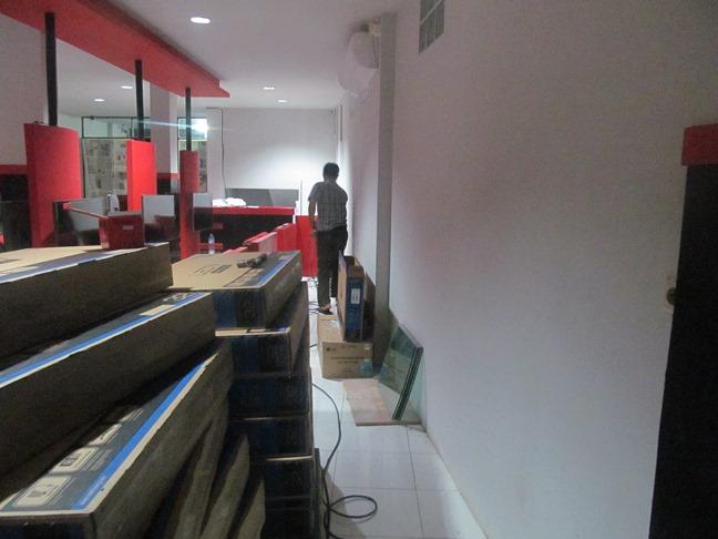 Pemasangan CCTV pada Game Online Jl Kayu Agung Buah Batu Bandung