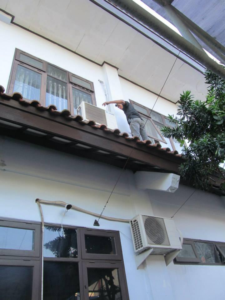 Pemasangan CCTV di SAMSAT SUKABUMI 32Camera