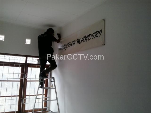 Pemasangan CCTV pada Ruko Taman Kopo Indah 3 Bandung
