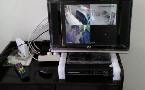 Pemasangan CCTV pada Ruko Taman Kopo Indah TKI Bandung