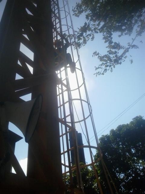 Pemasangan CCTV di Beberapa Area PLN