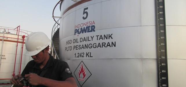 Pemasangan CCTV pada Seluruh Area Indonesia Power