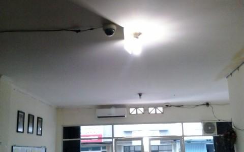 Pemasangan CCTV pada PERKIN JABAR