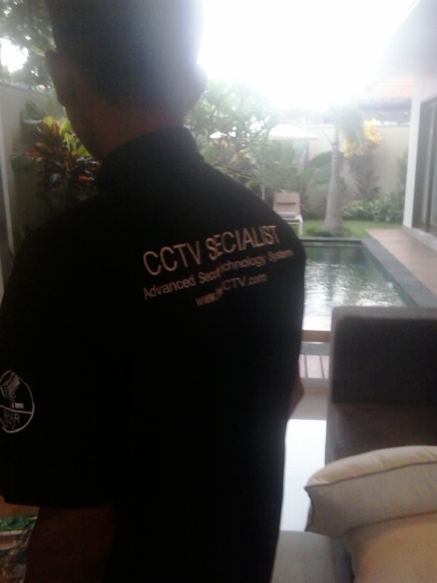 Pemasangan CCTV pada Beberapa Perumahan Lembang Bandung
