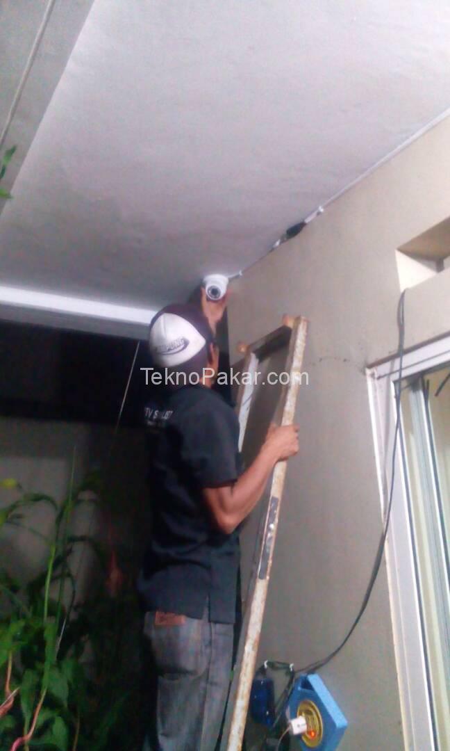 Pemasangan CCTV di Kota Baru Parahyangan 8 Channel HD 2.0MP