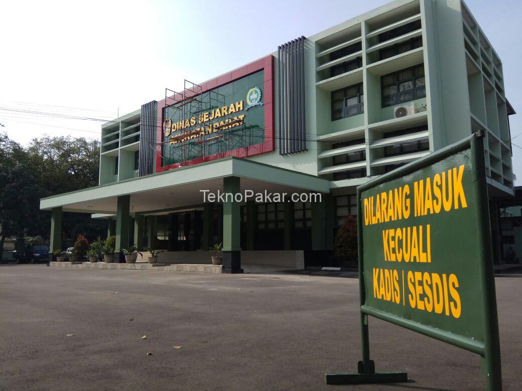 Pemasangan CCTV 2CH HDCVI 2.0MP di Dinas Sejarah TNI AD