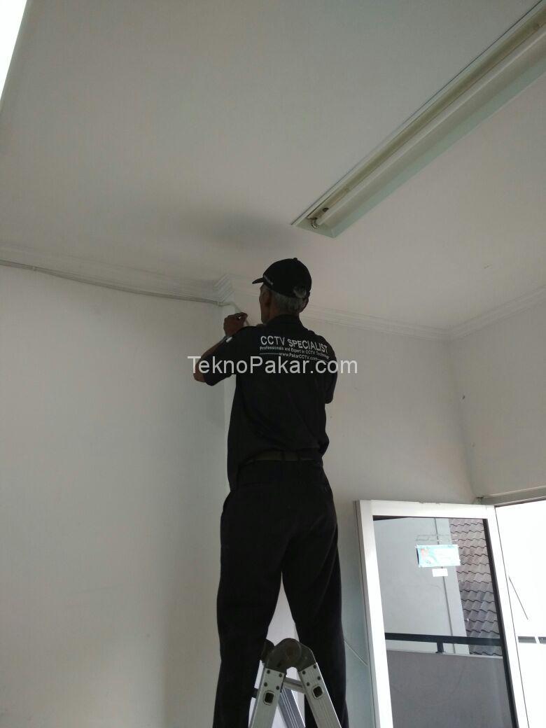 Pemasangan CCTV 2.0MP 10 CH HDCVI di Sekolah EDU Global (4)
