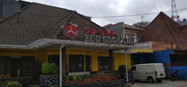 Pemasangan CCTV 10CH HDCVI Sekolah Edu Global Bandung