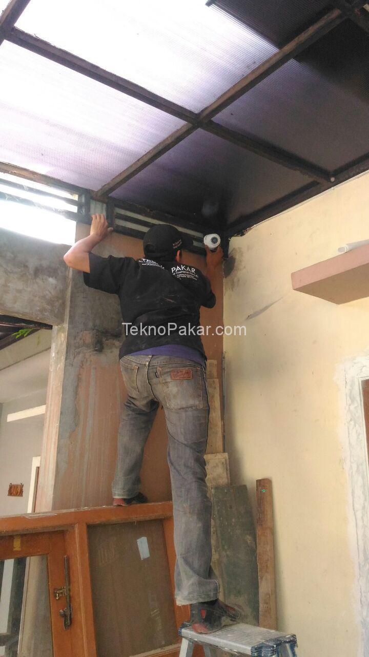 Pemasangan CCTV 4 CH HDCVI 2.0MP di Margajati
