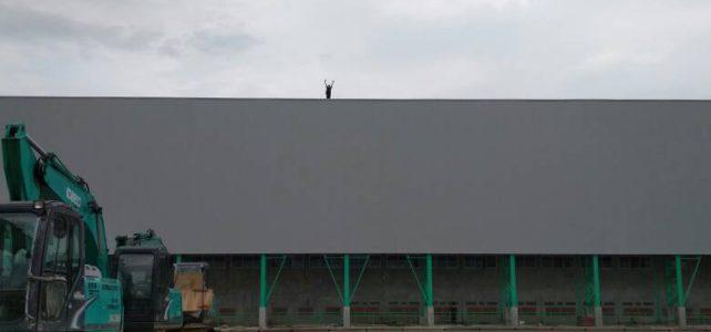 Pemasangan CCTV 72CH IP Cam PT NABATI Majalengka