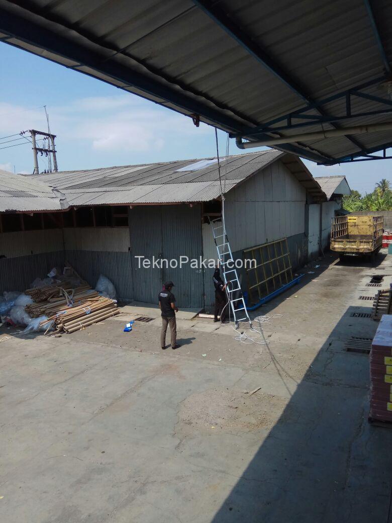Pemasangan CCTV Javaland GMS Buahbatu 48 CAM HDCVI 2.0 MP