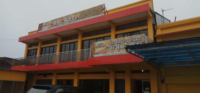 Pemasangan CCTV HDCVI Pada Rumah Makan Asti Pangalengan Resolusi 2.0MP Bagus